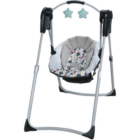 3 Best Baby Swings for Small Compact Spaces [Updated 2019]