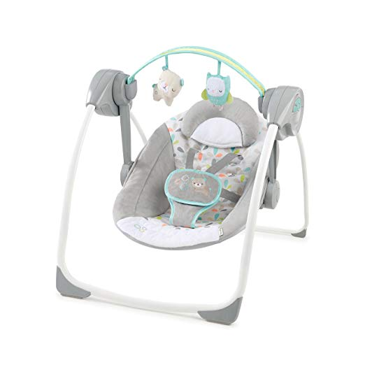 9 Best Baby Swings for Small Compact Spaces [Updated 2019]