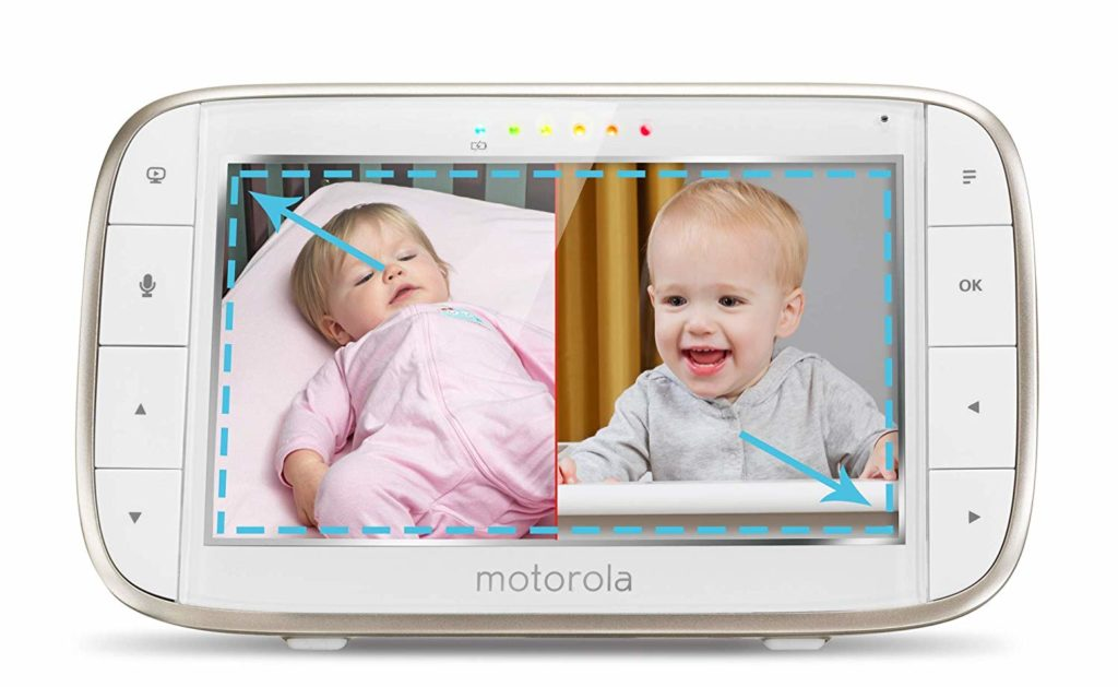 3 Best Split Screen & 2+ Camera Baby Monitors for Twins in Two Rooms