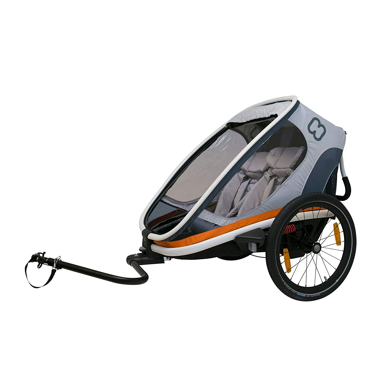 Most Comfortable Baby Bike Trailer