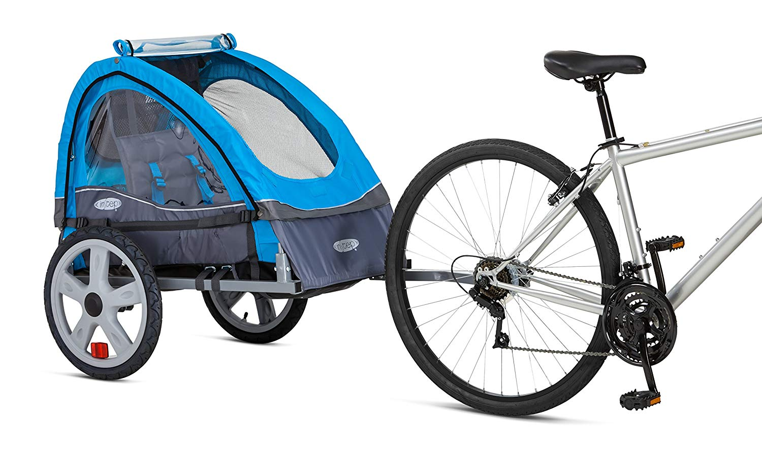 Best Budget Bike Baby Trailer with 16-inch Wheels