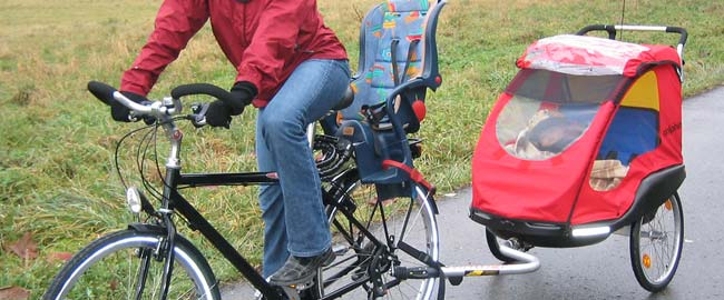 Best Baby Bike Trailers – Top 5 Choices [Updated 2019]