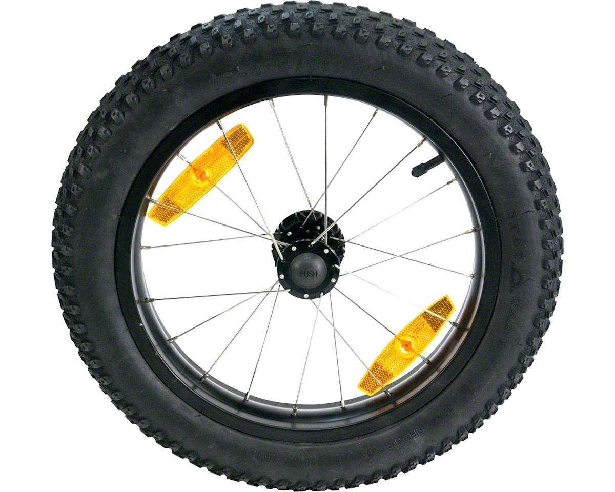 Do Wheel Size Matter in Bike Trailers?